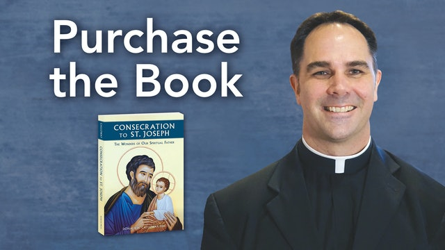 Purchase Consecration to St. Joseph Today!