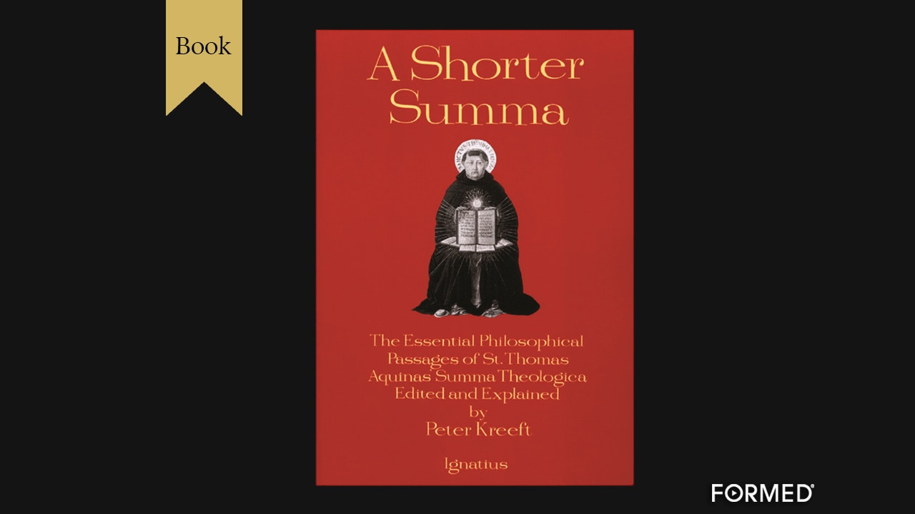 A Shorter Summa by Peter Kreeft