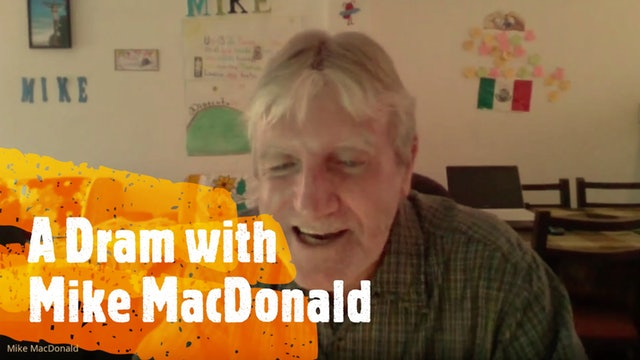 Episode V: Mike MacDonald on listening to God's call for your life
