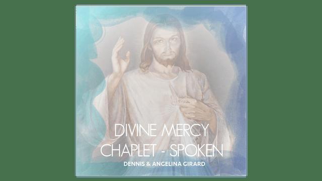 Divine Mercy Chaplet Spoken