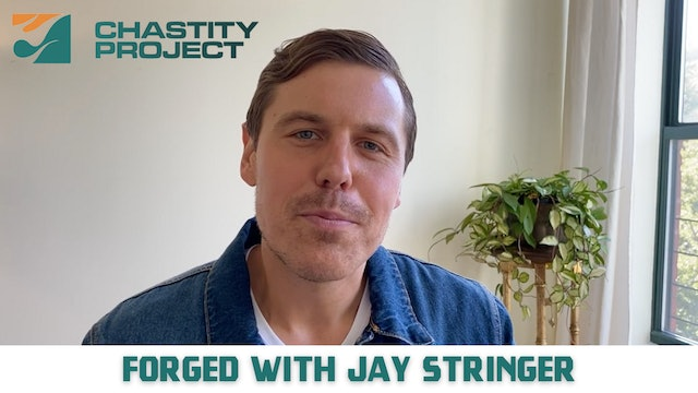 Day 6: Forged with Jay Stringer