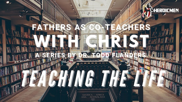 Co-Teaching with Christ: The Life