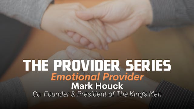 The Provider Series: Emotional Provid...