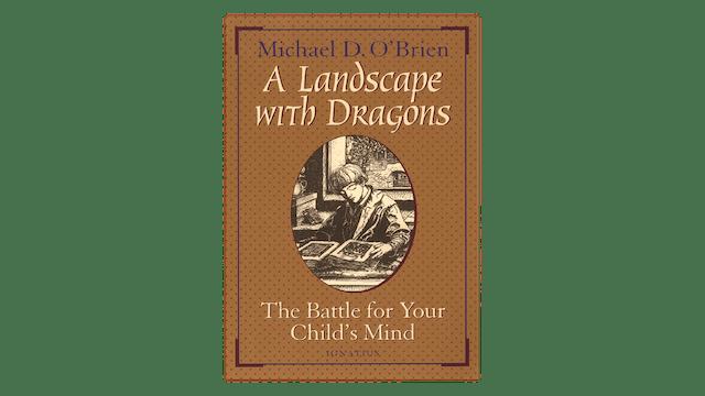 EPUB: A Landscape with Dragons by Michael O'Brien