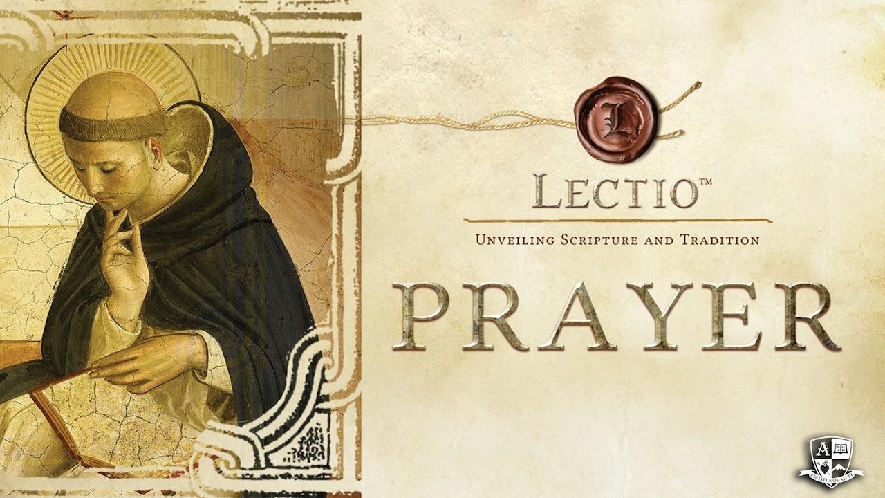 Lectio: Prayer