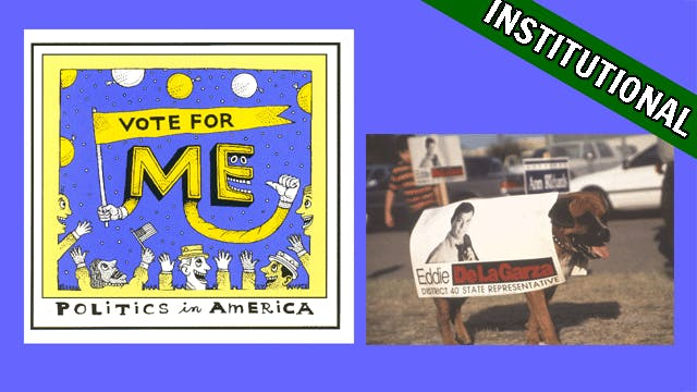 VOTE FOR ME - The Complete Series (Institutional License)