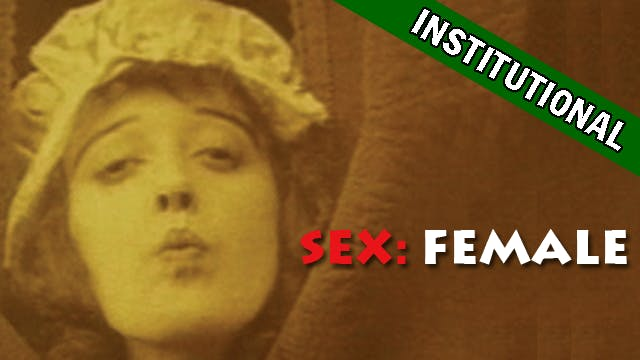 Sex:Female (Institutional License)