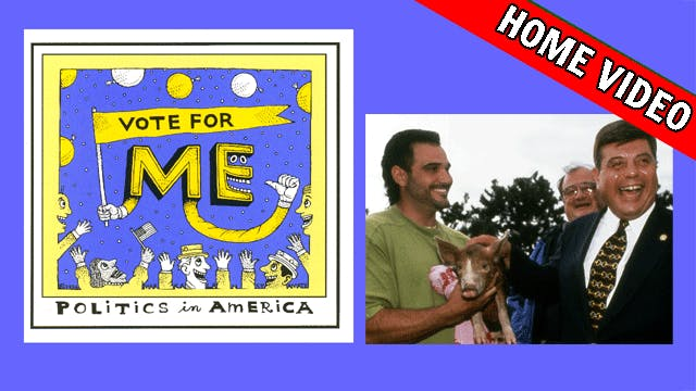 VOTE FOR ME - The Complete Series (Home Video Sale)