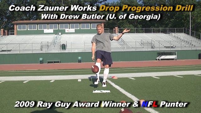#6 Coach Zauner Works Drop Progressio...