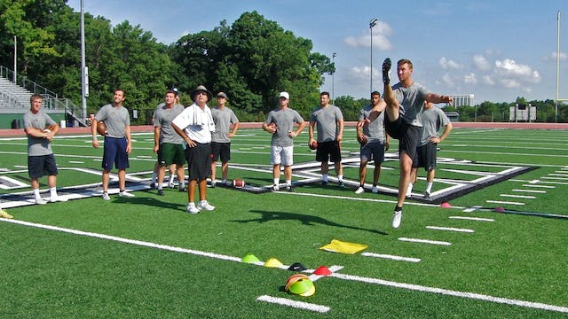 Coach Zauner's Video Library for Punters – 14 Instructional Videos