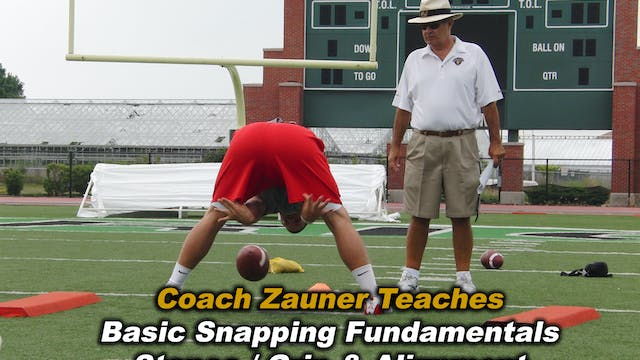 #4 Instructional Snapping Video - Sta...