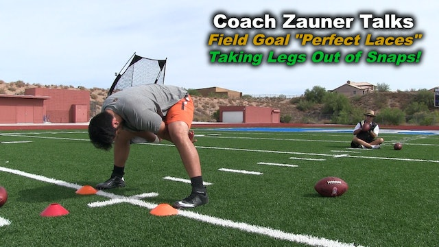 """#3 Instructional Snapping Video - Snapping """"Perfect Laces"""""""
