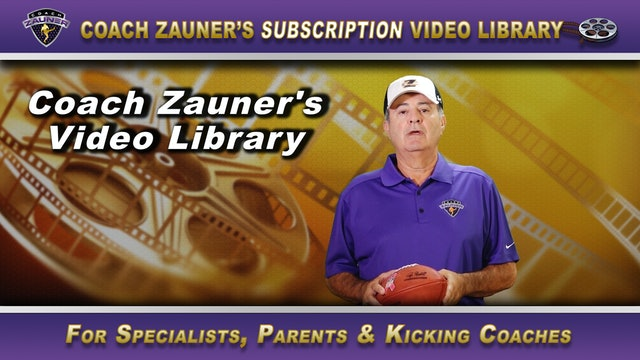 Video Library for Snapper's - Includes 12 Videos