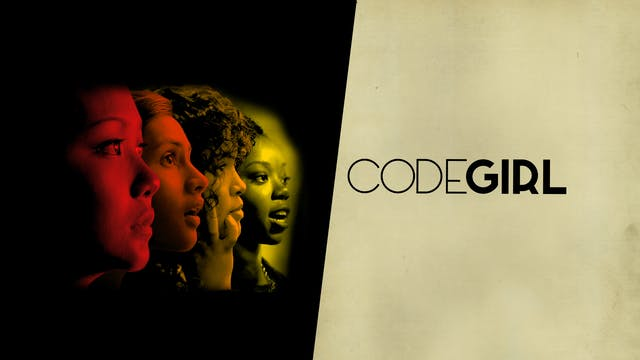 CODEGIRL Feature Film + Extras