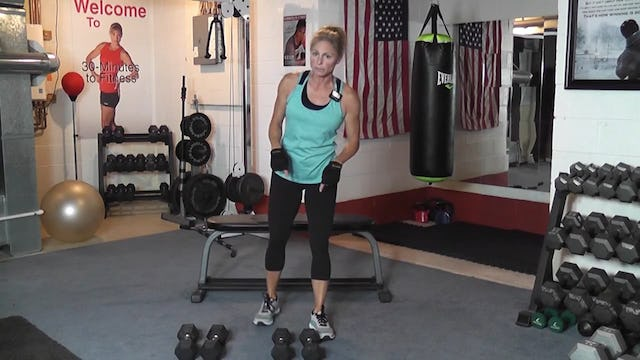 30-Minutes to Fitness -RAW- Upper Body Finisher Arms & Shoulders