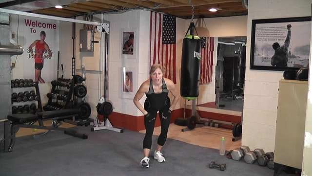 """30-Minutes to Fitness """"RAW"""" Intervals..."""
