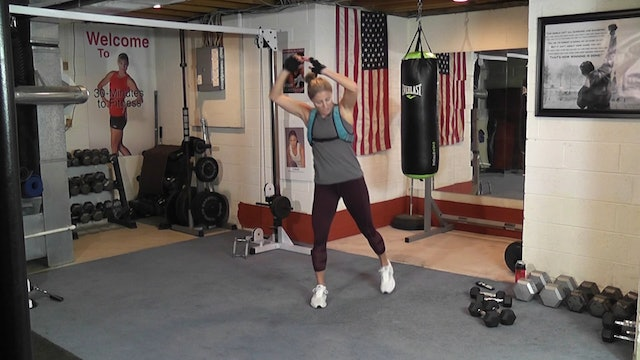 "30-Minutes to Fitness ""RAW"" Cardio/Sculpt:Overload"