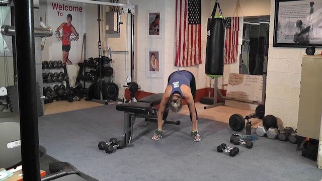 """RAW"" Tabata Weight Circuits"