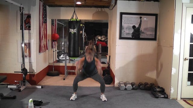 """RAW"" Heavy Bag Boxing"