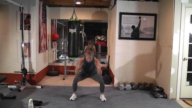 """RAW"" Heavy Bag Boxing 1"