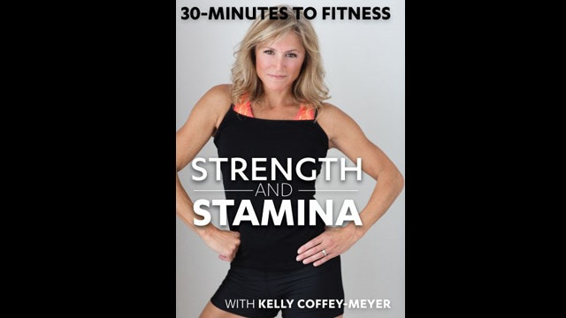 30MTF Strength & Stamina Step Bonus