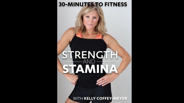 30MTF Strength & Stamina Step Bonus