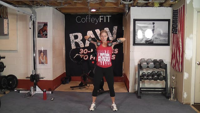 """30-Minutes to Fitness """"RAW"""" R&R June"""