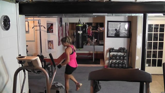 30 Minutes to Fitness -RAW- Home Gym Intervals #1