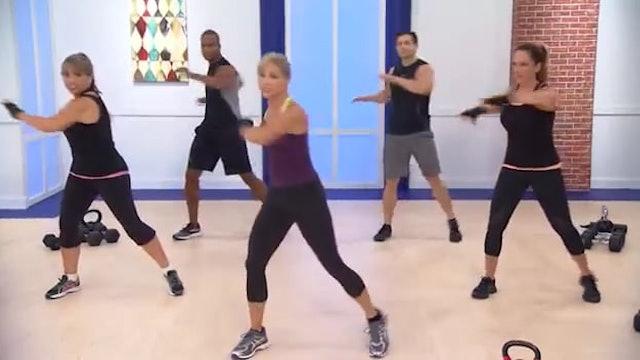 Strength & Stamina- Lower Body Time Crunch