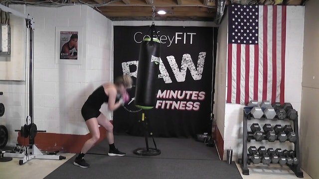 """RAW"" Heavy Bag 2"