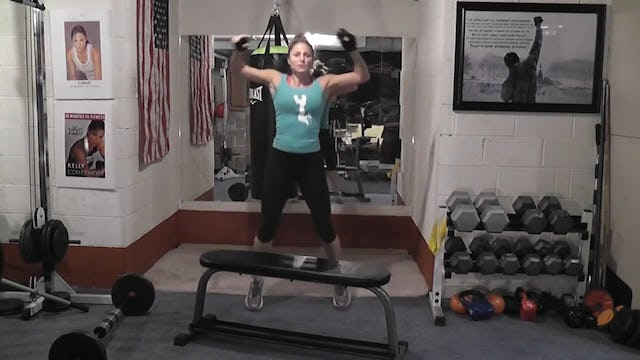 Coffeyfit Raw 30-Minutes to Fitness _Hips & Glutes_