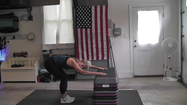 Get Up & Move:planks