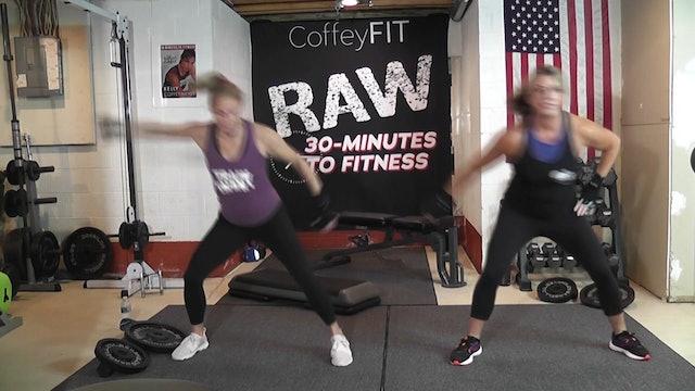 """RAW"" Day 4 : Total Body Strength"