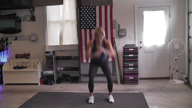 Get Up & Move:cardio