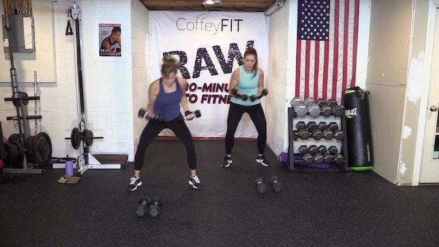 """RAW"" Fitness Ladder"