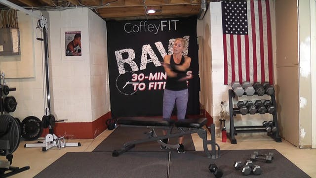"30-Minutes to Fitness ""RAW"" Day 2 Str..."