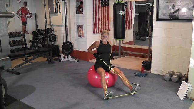 "30-Minutes to Fitness ""RAW"" Tubing Works"