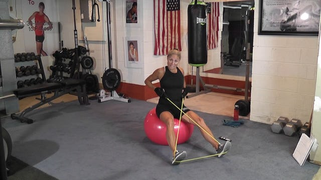 """30-Minutes to Fitness """"RAW"""" Tubing Works"""