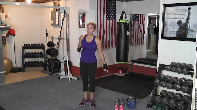 RAW- KettleBell-Dumbbell Fusion