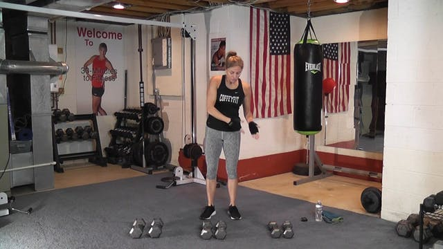 """30-Minutes to Fitness """"RAW"""" Lower Bod..."""