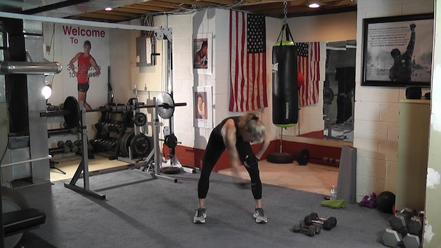 "30-Minutes to Fitness ""RAW"" Home Gym Intervals 2"