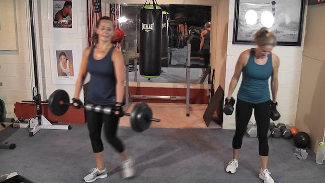 "30-Minutes to Fitness ""RAW"" Cardio Weight Tabata Intervals"