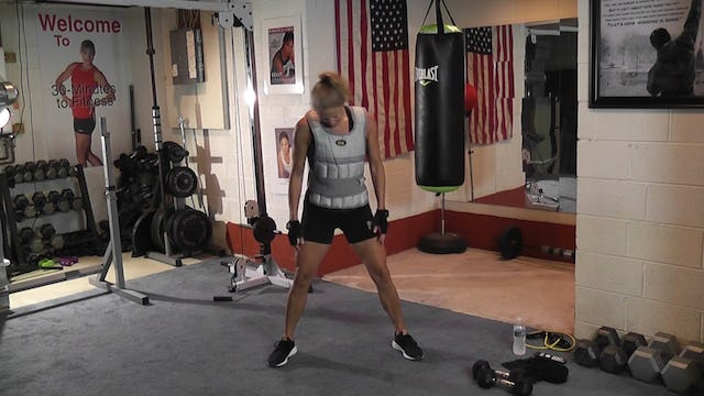 """30-Minutes to Fitness """"RAW"""" Body Sculpt Overload"""