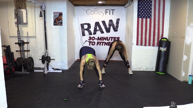 """RAW"" Body Training"