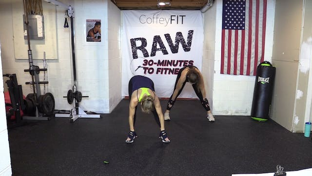 """RAW"" Body Training"