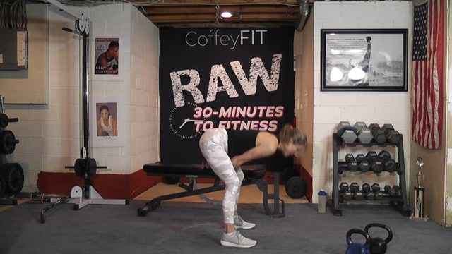 "30-Minutes to Fitness ""RAW"" Kettlebells"