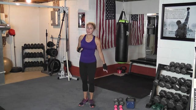 30-Minutes to Fitness- RAW- KettleBell-Dumbbell Fusion