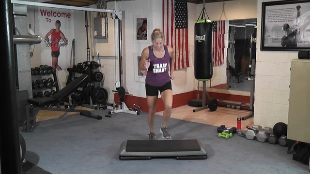 "30-Minutes to Fitness ""RAW"" Intervals #3"