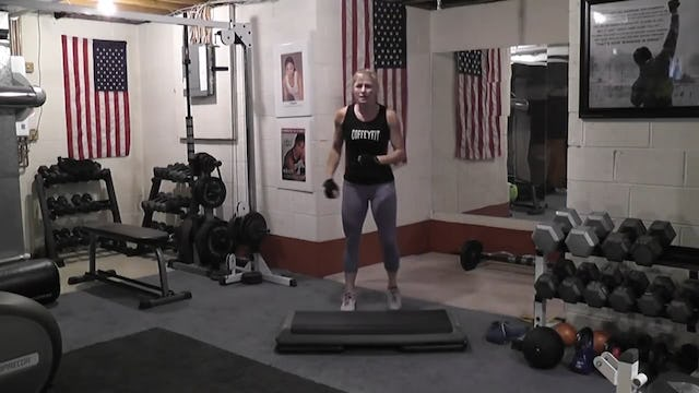 Coffeyfit Raw 30-Minutes to Fitness _Cardio Crush_