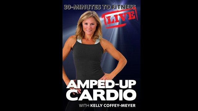 30MTF Amped Up Cardio LIVE